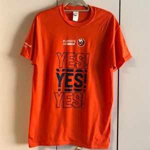 2019 Playoffs Yes! Yes! Yes! T-shirt